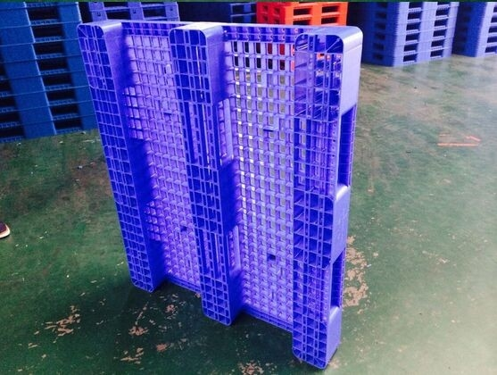 Anti Slip Heavy Duty Warehouse Pallet Racks With 4000KG Max Load Capacity