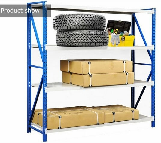 Garage Shelving Unit Warehouse Storage Shelves Heavy Duty Steel Shelves